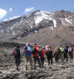 Kilimanjaro-Marangu-Route